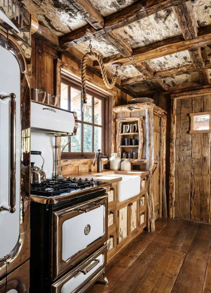 25 Amazing Rustic Kitchen Design And Ideas For You ... on Rustic:mophcifcrpe= Cottage Kitchen Ideas  id=94723