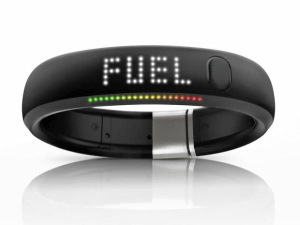 Nike Fuel band and sports watch