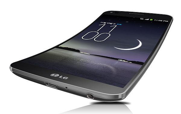 lg G Flex smart phone_2