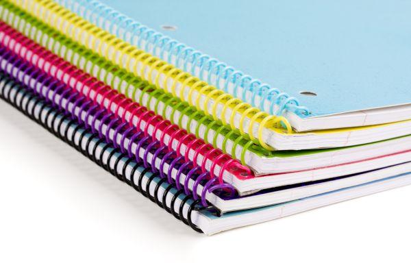 Spiral Notebooks