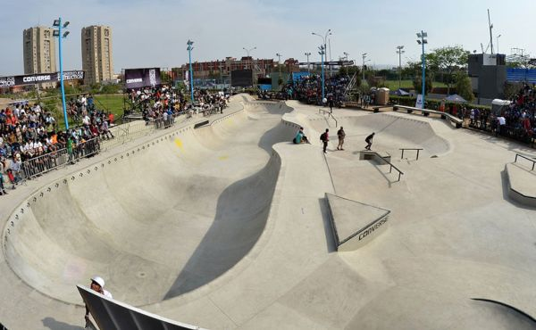 SkateparkLos Reyes