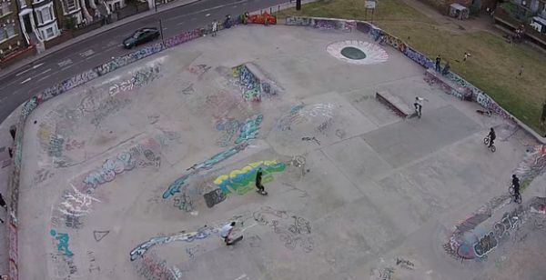 Stockwell Skate Park