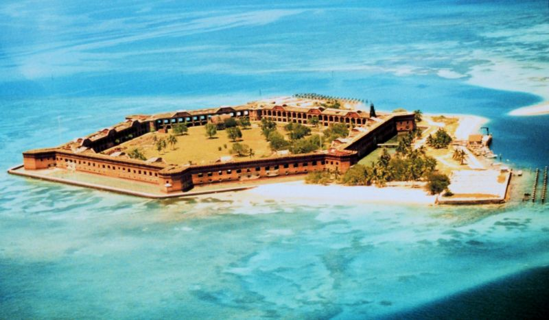 Fort Jefferson, Florida