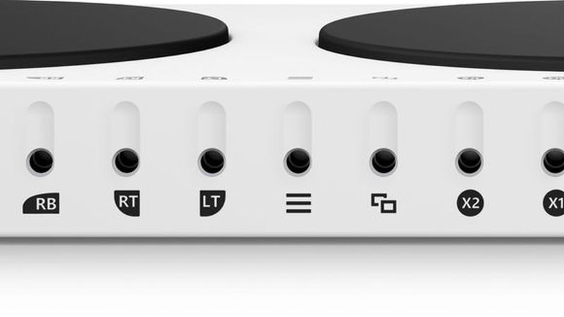 Microsoft-or-Xbox-adaptive-controller-for-the-disabled
