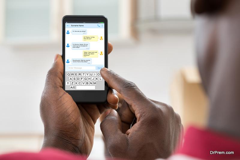 Make texts bold and big