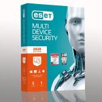 ESET MultiDevice security – 5 Device 1 Year