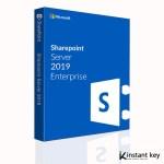 SharePoint Server Enterprise 2019 Project 25 CALS Digital License Product Key