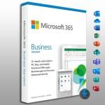 Microsoft Office 365 Business Standard 5 PC MAC 1 year