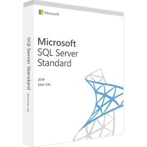 SQL server standard user CAL