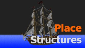 Image: Tutorial: Place Structures - Instant Structures Mod (ISM)
