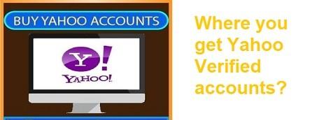 Yahoo Verified accounts