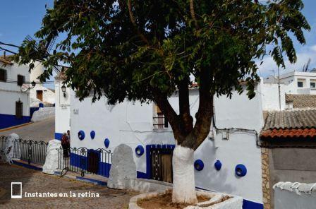 Barrio manchego del Albaicín.
