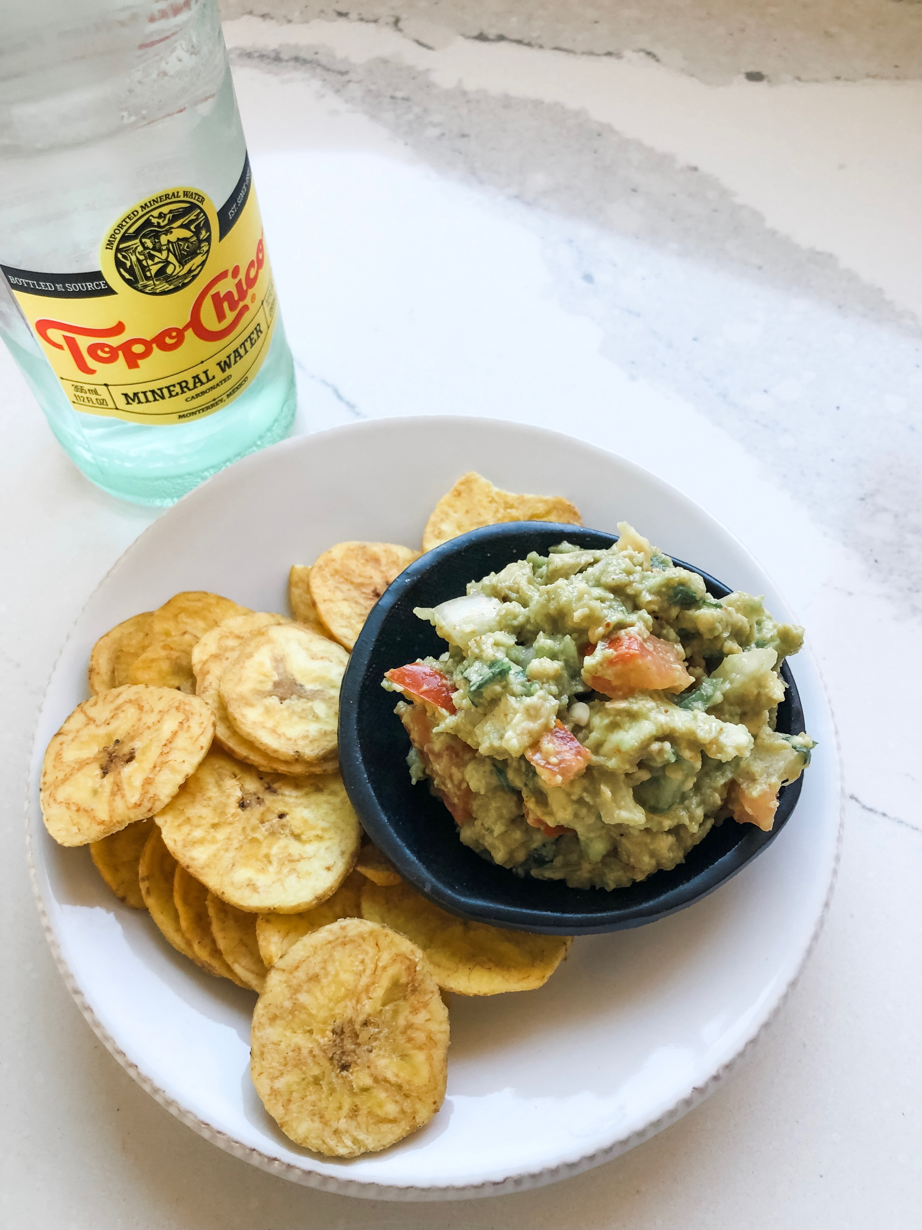 Ridiculously Good Homemade Guacamole instantloss.com