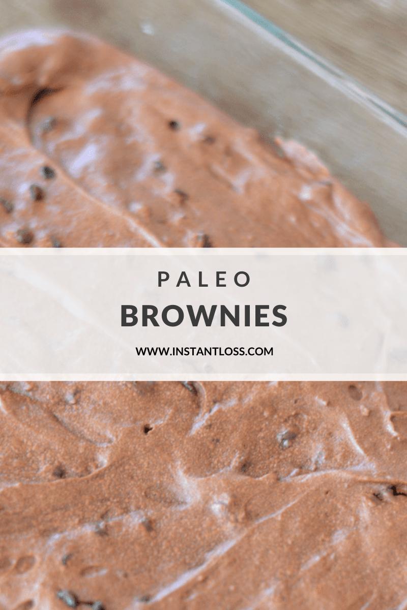Paleo Brownies instantloss.com