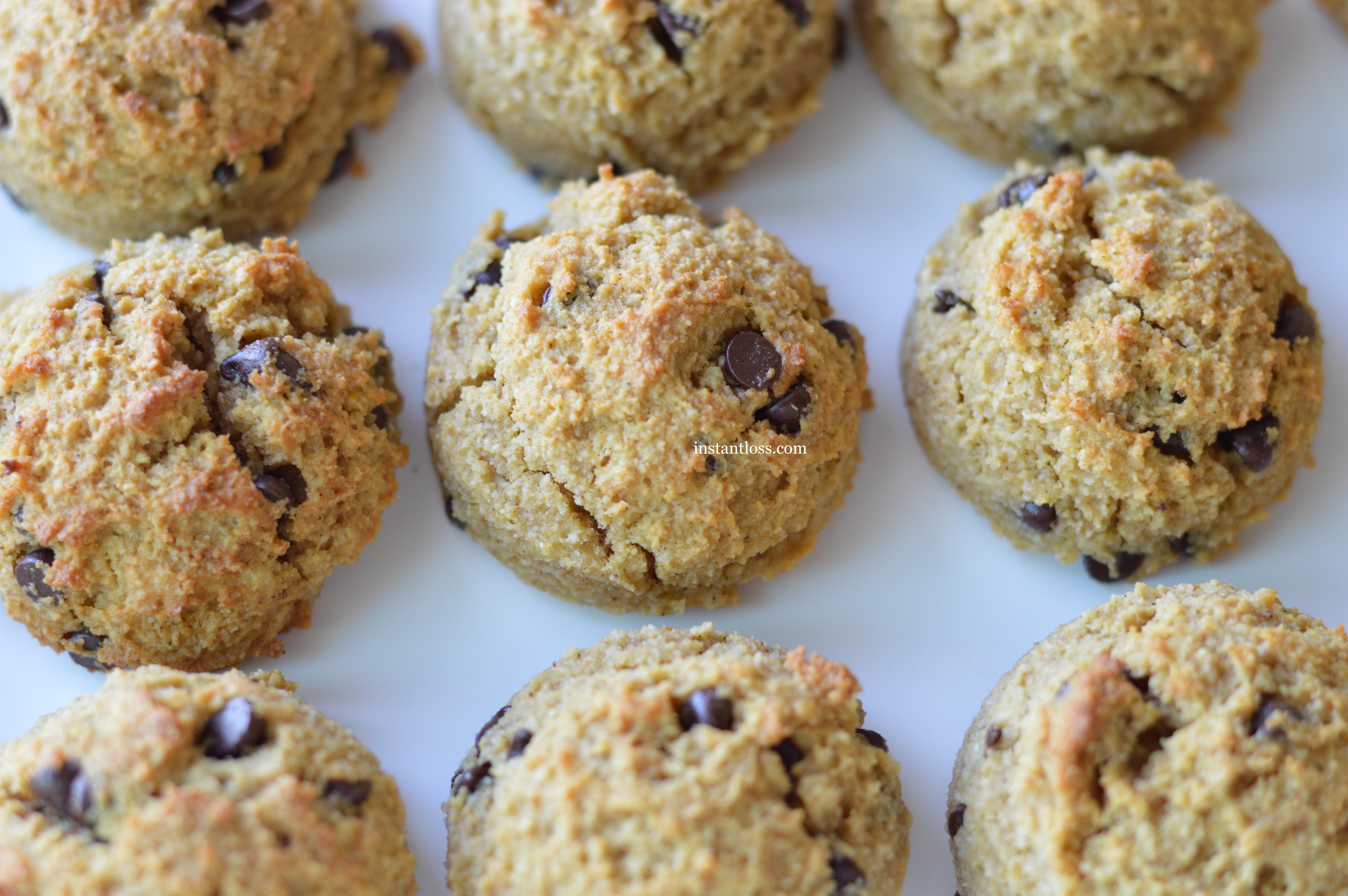 instantloss.com pumpkin scones