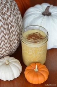 Pumpkin Spice Smoothie instantloss.com