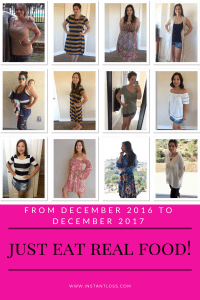 Just Eat Real Food instantloss.com