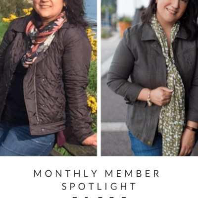 Monthly Member Spotlight {Alma}