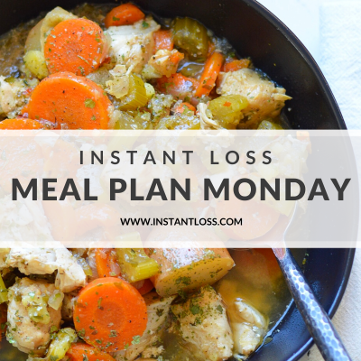 Meal Plan Monday (Jan. 15, 2018)