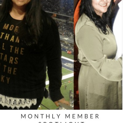 Monthly Member Spotlight {Roxanne}