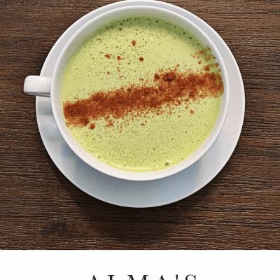Alma's Matcha Latte