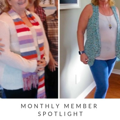 Monthly Member Spotlight {Sherrie}