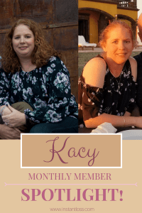 Monthly Member Spotlight instantloss.com
