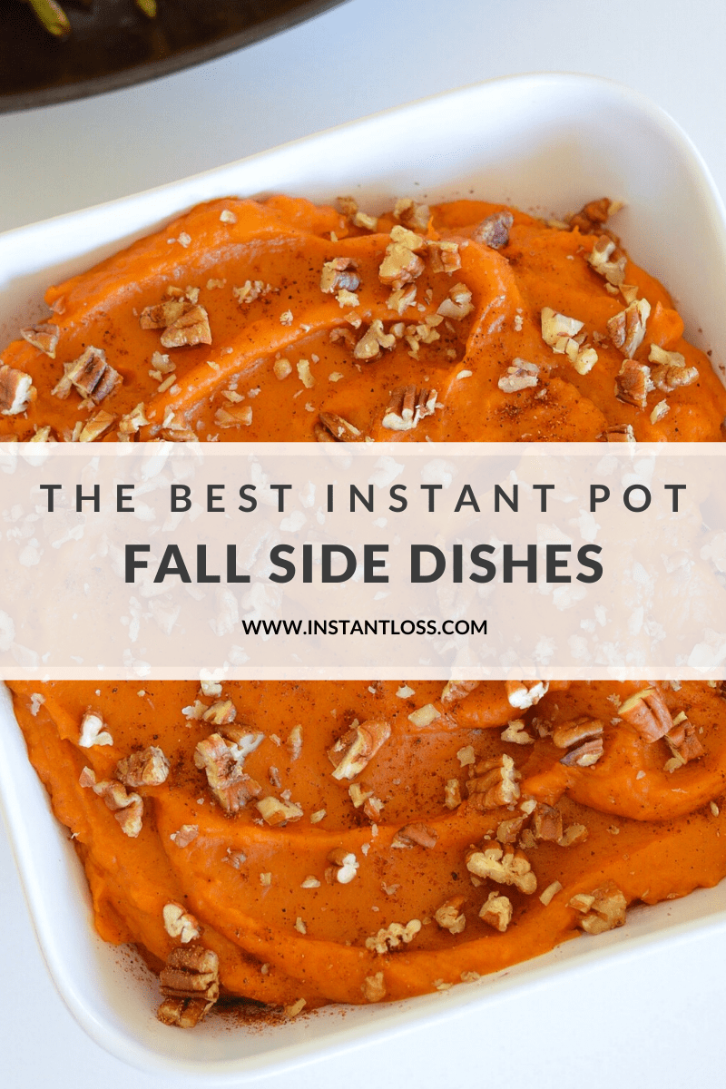 The Best Instant Pot Fall Side Dishes instantloss.com