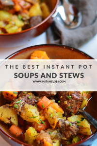 The Best Instant Pot Soups and Stews instantloss.com