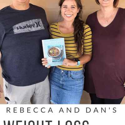 Rebecca and Dan's Weight Loss Update {October}