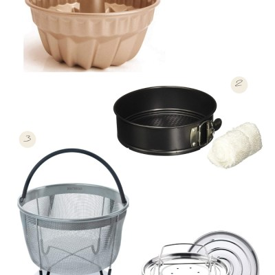 """Instant Pot """"pot in pot"""" tips and accessory guide"""