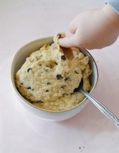 Instant Pot Cookie Dough Hummus instantloss.com