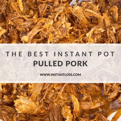 The Best Instant Pot Pulled Pork