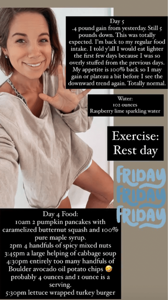 exercise and food tracker instantloss.com
