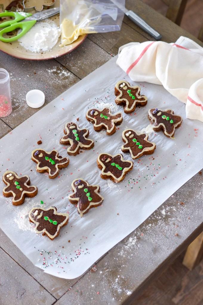 Gingerbread Pancakes instantloss.com