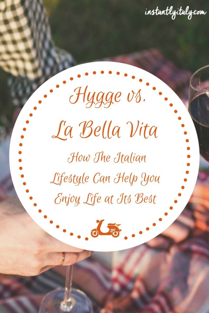 Danish people may have hygge but we Italians have la bella vita, a lifestyle concept which will help you enjoy life more and at its fullest. Check the blog post to discover how you can incorporate bits of the Italian lifestyle into your daily life.