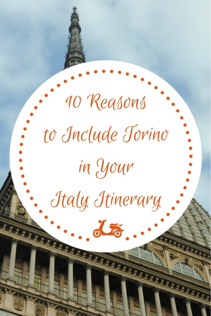 If you are looking for a cool, off-the-beaten-track location for your holidays in Italy, Torino might be the perfect place for you. In this post, you'll find 10 reasons why you should not miss it.