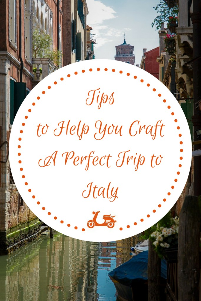 Planning a trip abroad is really important if you do not want to return home disapponted. In this post, I give you some tips to help you craft a perfect trip to Italy and enjoy my country at its best.