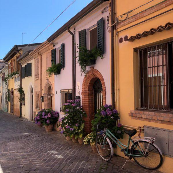 RImini, Borgo San Giuliano