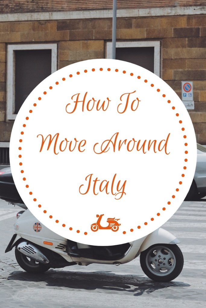 In this post, you'll find an overview of public transport in Italy, so that you know how to choose the best option to move around Italy according to your needs and likes