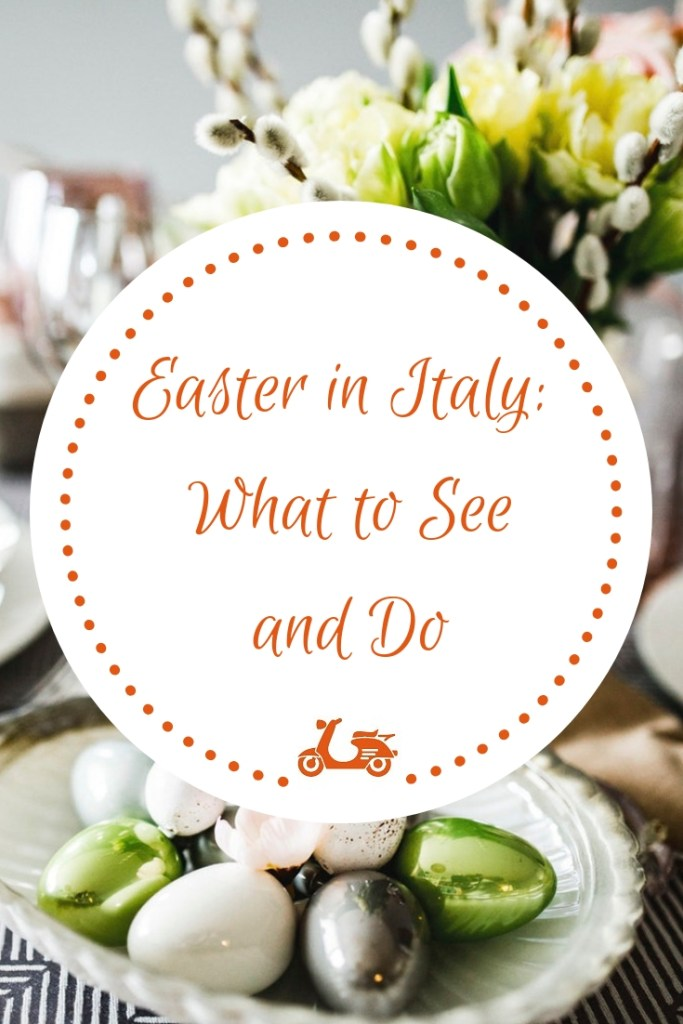 Easter is a great time to be visiting Italy. In the post, you will find lots of tips and ideas regarding things to do if you are celebrating Easter in Italy.