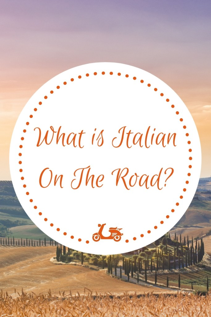 Italian On The Road is your chance to speak Italian in Italy with a native speaker and teacher by your side, helping and encouraging you.