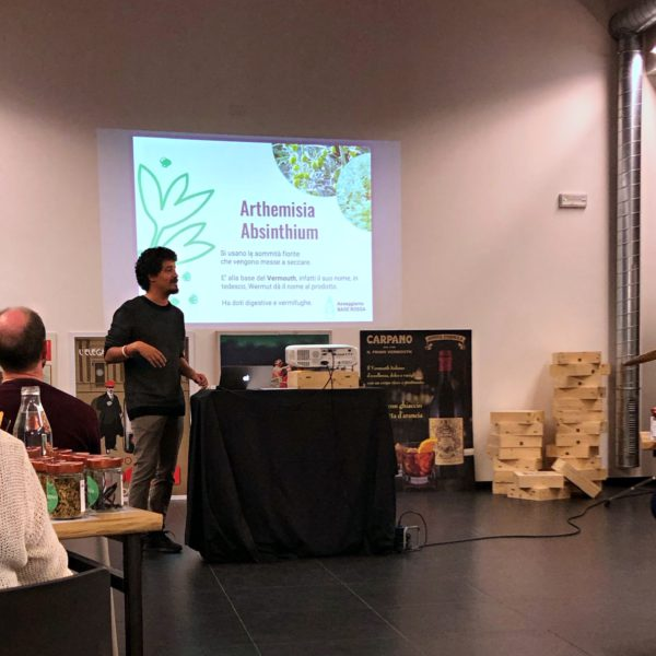 Esperienza Vermouth, the expert telling us about the history of vermouth