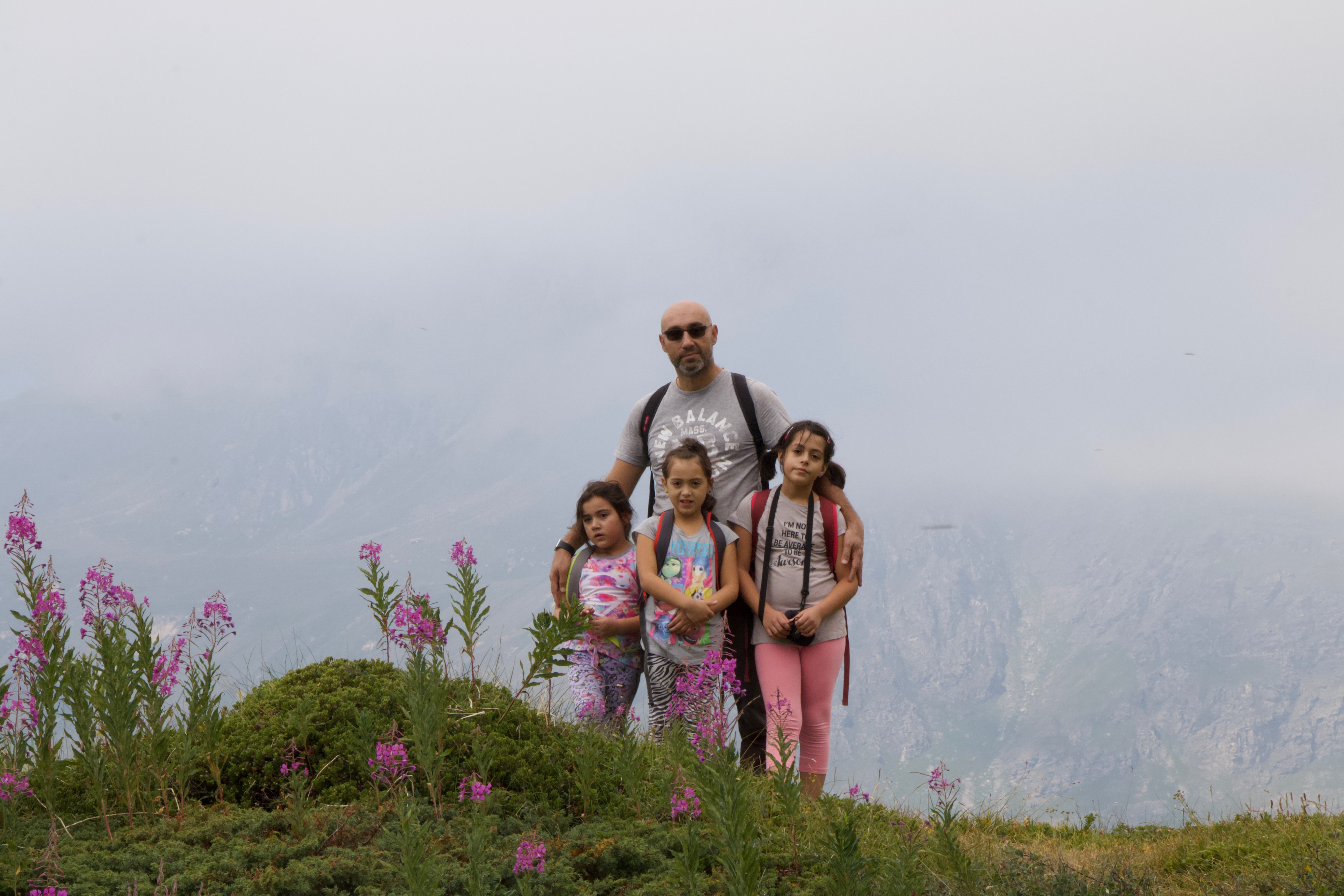 Sonia Piacente, family