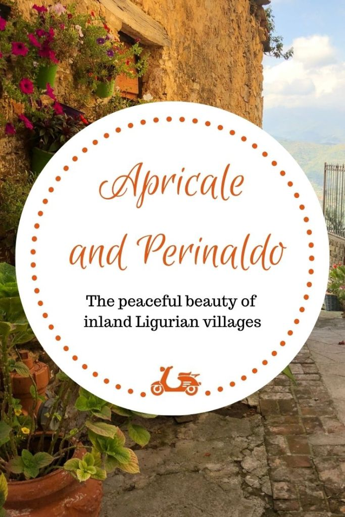 Apricale and Perinaldo are two stunning inland Ligurian villages that you can discover in this post