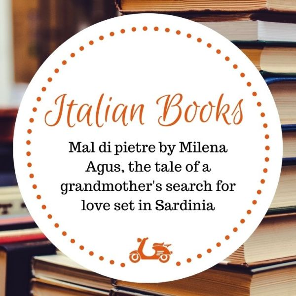 A great Italian novel about a grandmother's search for love set in harsh and beautiful Sardinia