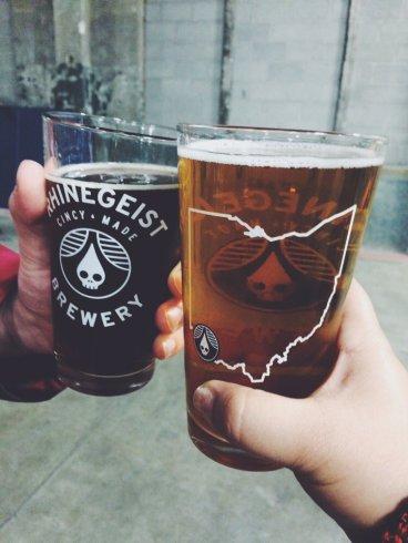 Rhinegeist Beer