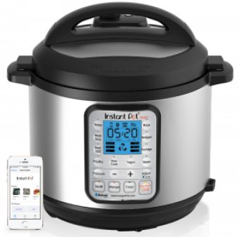 Convenient, simple as click a button - Instant Pot Smart