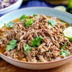 Barbacoa Pulle Pork - Instant Pot Recipe