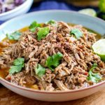 Barbacoa Pulle Pork - Instant Pot Recipe
